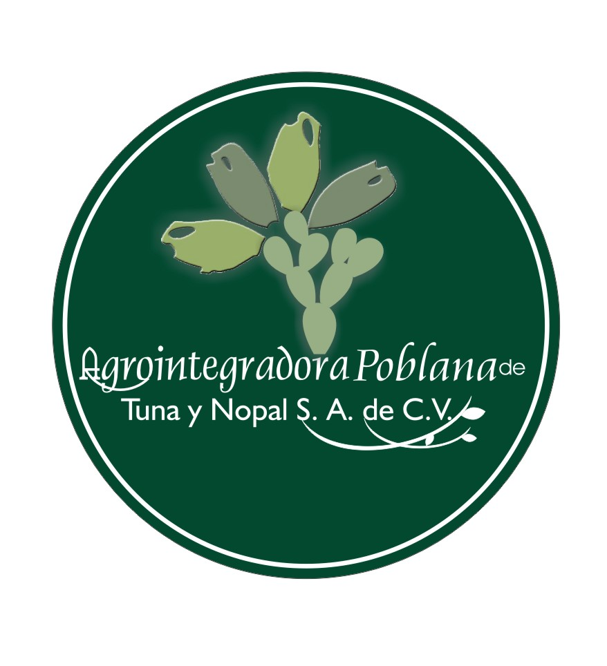 Logo - Agrointegradora Poblana de Tuna y Nopal