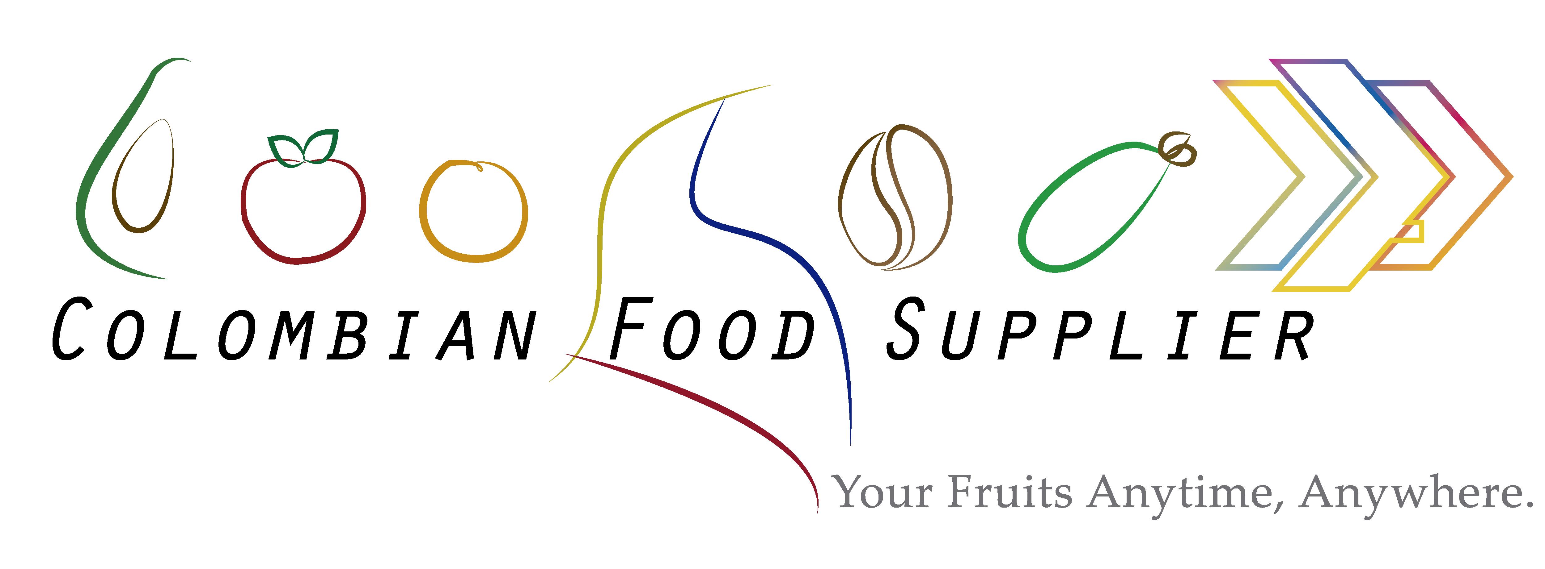 Logo - Colombian Food Supplier