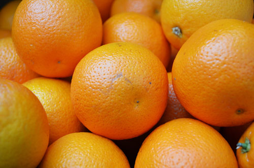 Naranja Valencia - EGCT for Agricultural Products